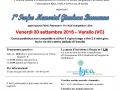 1 Trofeo Memorial Gianluca Buonanno - volantino