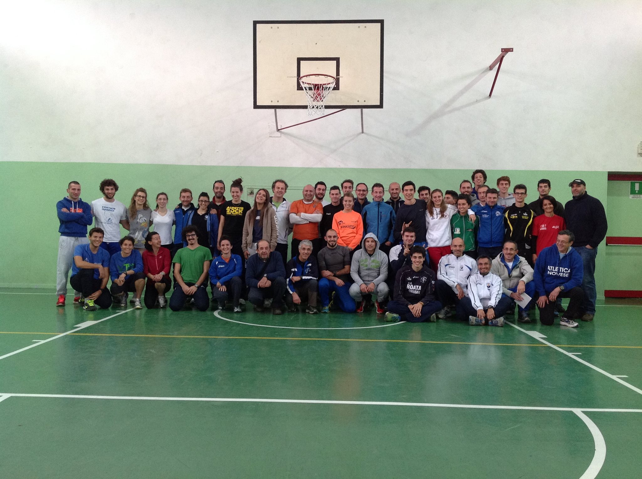 2014.11.22-23 Mondovi' Corso tecnici