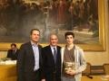 2015.01.31 premiazione a Torino Stefano 2
