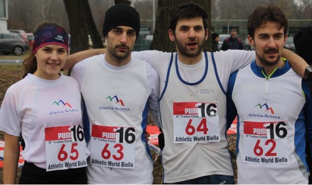 2017.02.11 Verrone - Zaninetti - Bozino P - Zonca E - Bozino L