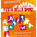 volantino Festa dello Sport